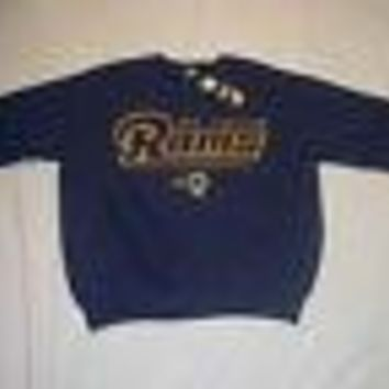 ORIGINAL ST. LOUIS RAMS ADULT NFL SWEATSHIRT