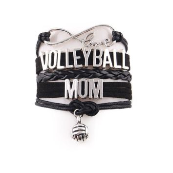 Volleyball Mom Bracelet