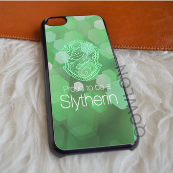 Proud to be a Slytherin iPhone 5C Case
