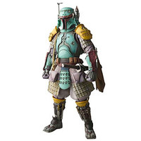 Star Wars Movie Realization Figure - Ronin Samurai Boba Fett