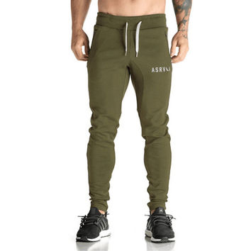 Harem Pants New Style Fashion 2016 Casual Skinny Sweatpants Pants Trousers Drop Crotch Men Joggers Sarouel