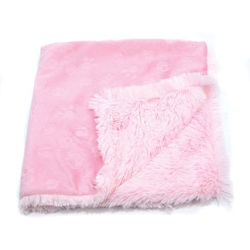 Sweet Dreams Blankie — Pink