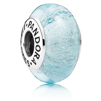 Elsa Signature Color Charm by PANDORA | Disney Store