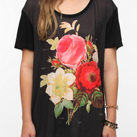 Workshop Pretty Petals Tee