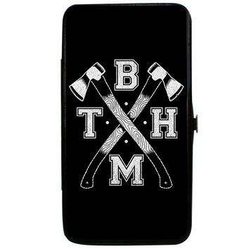 Bring Me The Horizon Women's Cross Axe Girls Wallet