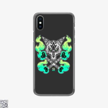 Tribal Alolan Marowak, Pokemon Phone Case