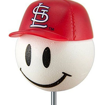 St Louis Cardinals MLB Antenna Topper / Dangler with Bonus Bills Model: