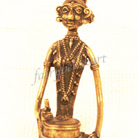 Dhokra Tribal Woman