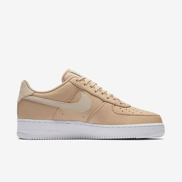 auguau NIKE AIR FORCE 1 '07 PREMIUM - VACHETTA TAN/WHITE/VACHETTA TAN