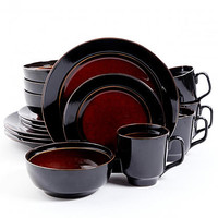 Gibson Home Bella Galleria 16 Piece Dinnerware Set - Home - Dining & Entertaining - Tableware - Dinnerware Sets & Collections
