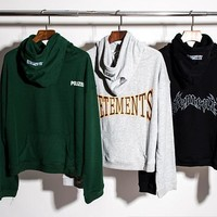 Batwing Sleeve 3-color Hoodies [11992342675]