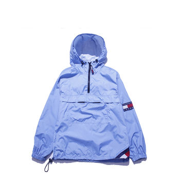 Tommy Jeans Parka Windbreaker - Medium