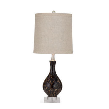 Bassett Mirror Pan Pacific Pembroke Table Lamp