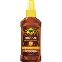 Tanning Oil Spray SPF 8