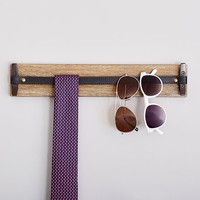 Leather Wall Accessories Holder