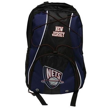 New Jersey Nets - Logo Large Backpack