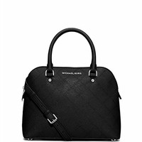 Michael Kors Stylish Waterproof Medium Saffiano Leather Satchel