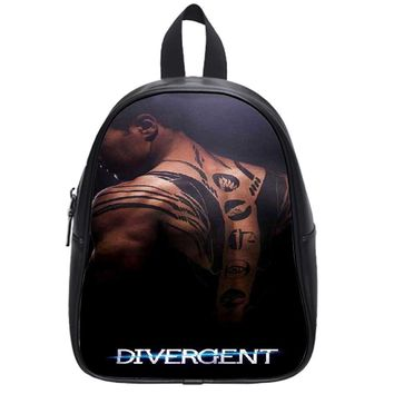Divergent Tattoo Tobias School Backpack Large