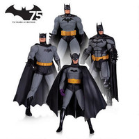 Batman 75th Anniversary Action Figure Four Pack Set |