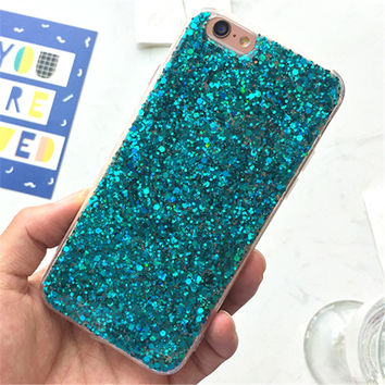 Peacock Green iPhone Cute Case