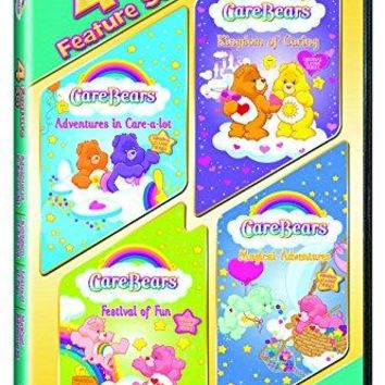 Care Bears: Classic Quadruple Feature