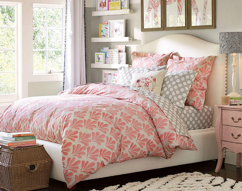 teenage girl bedroom ideas  whimsy from pbteen