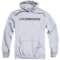 Hummer - Distressed Hummer Logo Adult Pull Over Hoodie
