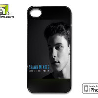 Shawn Mendes Song iPhone 4 Case Cover by Avallen