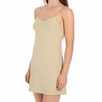 """FARR WEST STYLE # 27717  Lucy Stretch 17"""" Chemise full slip"""