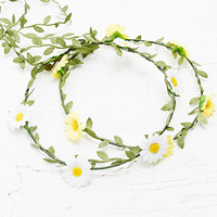 Flower Headbands Two Pack - Urban Outfitters