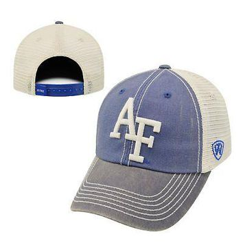 Licensed Air Force Falcons Official NCAA Adjustable Offroad Hat Cap by Top of the World KO_19_1
