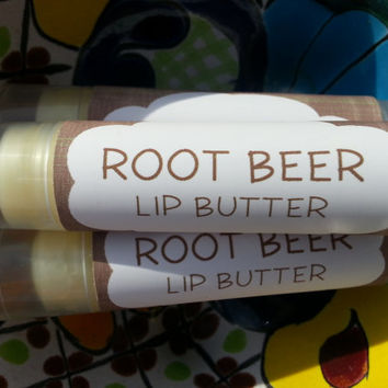 Root Beer Lip Butter ~ Lip Balm