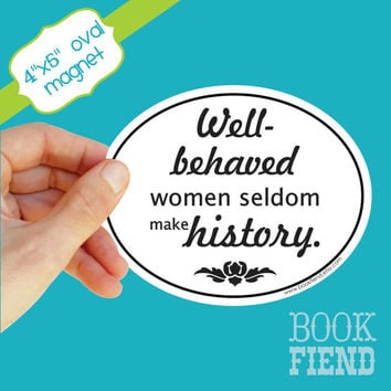 "4""x5"" oval magnet 
