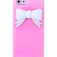 BOW TIE IPHONE CASE