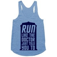 Run Like The Doctor Just Told You To | Activate Apparel