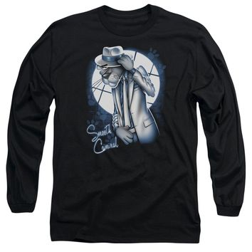 Pink Panther - Smooth Criminal Long Sleeve Adult 18/1 Officially Licensed Shirt