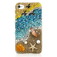 Coast Rhinestone Case for iPhone 4 / 4S, iPhone 5  from Hallomall