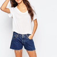 LnA Classic Relaxed Fit Crew Neck T-Shirt