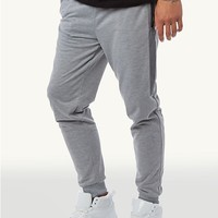 Reflective Stripe Athletic Jogger