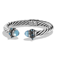 Renaissance Bracelet with Blue Topaz - David Yurman