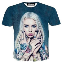 Tattoo Hands Tee