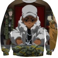 Boondocks Crewneck Sweatshirt