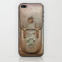 I-Hogwarts ....Bag Iphone case (alumni wizards only) iPhone & iPod Skin by Emiliano Morciano (Ateyo) | Society6