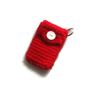 HALF PRICE NEW Years Sale - Spicy Red Chili Keychain - Money Pouch - Great Gift - Item 1022