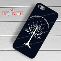 LOTR White Tree of Gondor Speak Friend and Enter -srwe for iPhone 4/4S/5/5S/5C/6/6+,samsung S3/S4/S5/S6 Regular/S6 Edge,samsung note 3/4