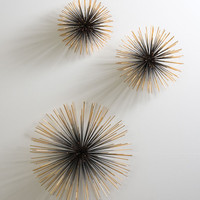 DwellStudio Boom Wall Sculpture | DwellStudio