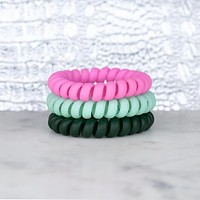 Hotline Hair Ties - Watermelon
