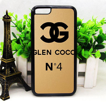 GLEN COCO CHANEL IPHONE 6 | 6 PLUS | 6S | 6S PLUS CASES