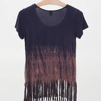 Gimmicks by BKE Dip Dye Top