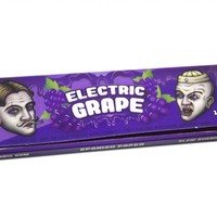 1 1/4 Flavored Rolling papers - Electric Grape